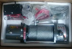 Лебедка электрическая TX 12000 12V.