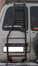 Лесенка на Land-Cruiser 80 GX/STD