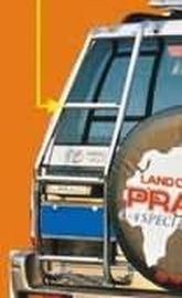 Лесенка на Land-Cruiser Prado 90