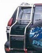 Лесенка на Land-Cruiser Prado 120